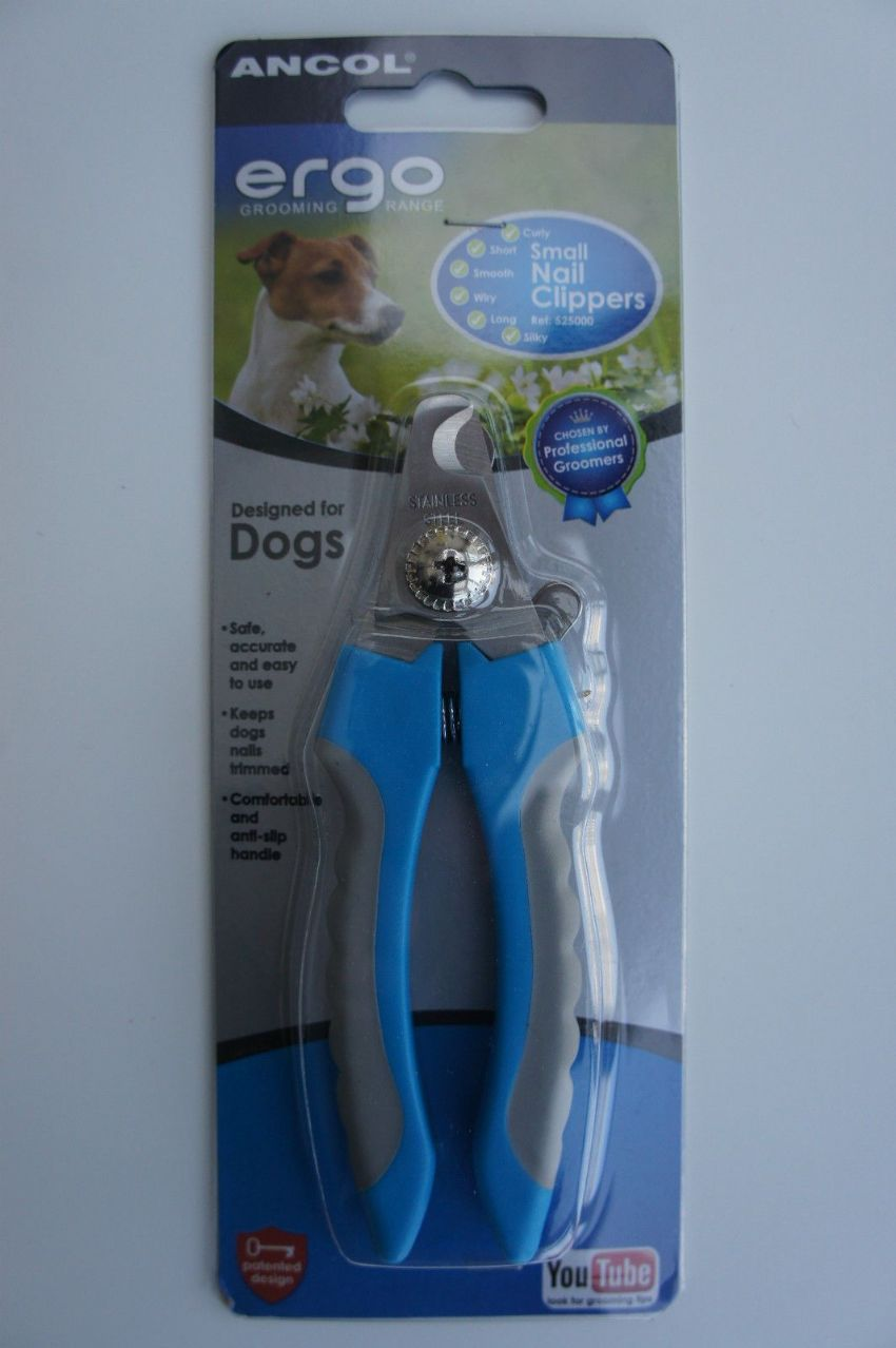 ANCOL ERGO NAIL CLIPPERS SMALL TO MEDIUM DOGS